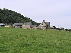 the holiday cottages and farmhouse