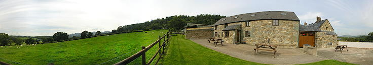 snowdonia farm holiday cottages - self catering nr conwy